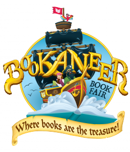 Bookaneer Book Fair Logo