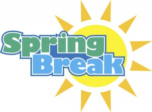 SpringBreak-clipart